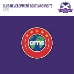 Club Development Scotland Visits AMS