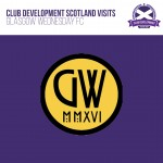 Club Development Scotland visits Glasgow Wednesday FC