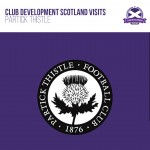 Behind the Goals with Jacqui Low of Partick Thistle