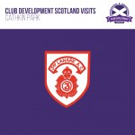 Club Development Scotland visits Cathkin Park's Redevelopment