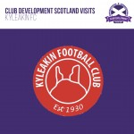 Club Development Scotland visits Kyleakin FC and football on the Isle of Skye