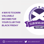 4 Ways Your Club Can Raise Funds This Black Friday